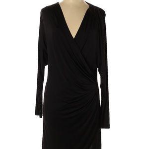 BCBGeneration Women's Little Black Dress, Large